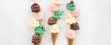 1584198615 The cone shaped cupcakes cake