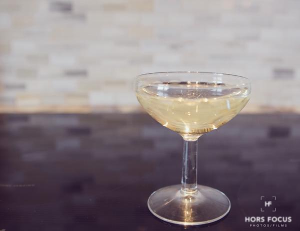 Sparkling glass