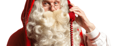 Create more Christmas magic with Portable Santa Claus