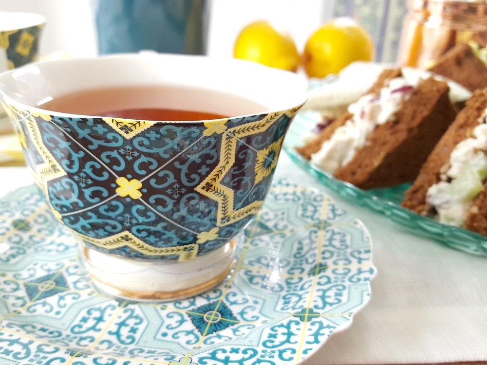 English wooloo tea
