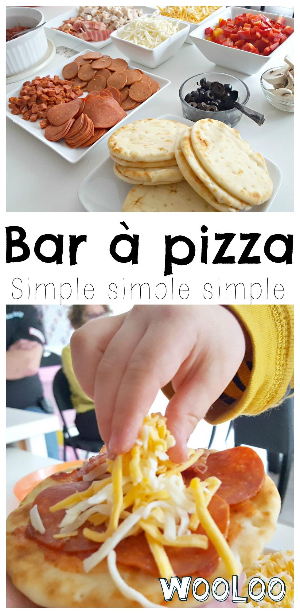 Wooloo Simple Pizza Bar