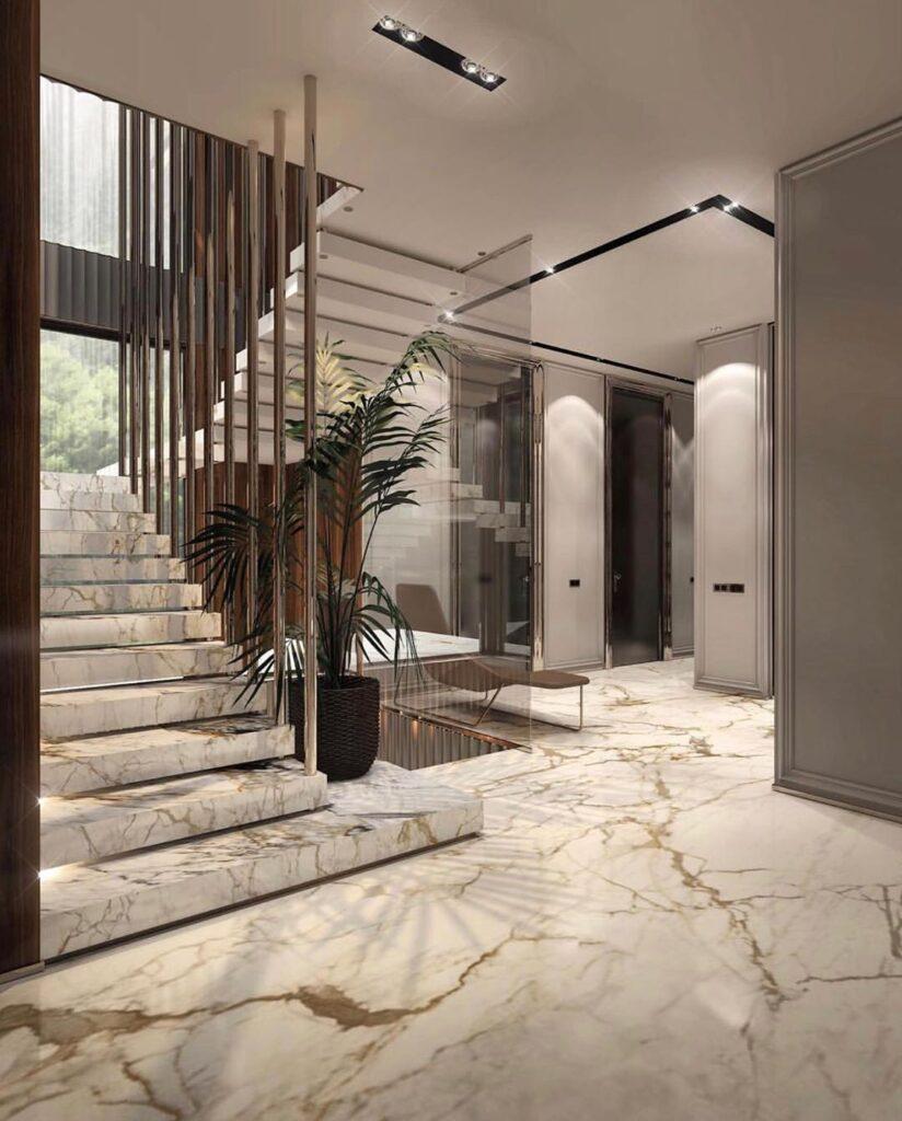 modern stair designs