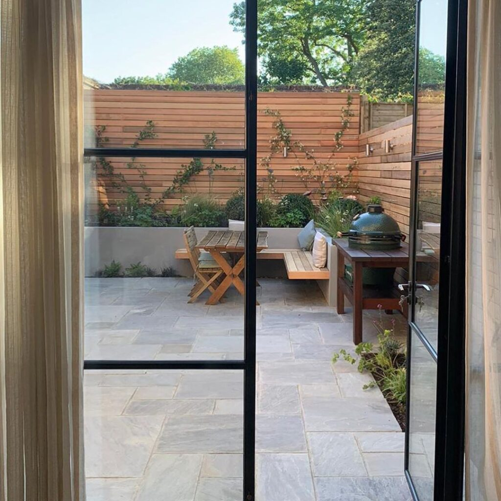 patio and garden ideas