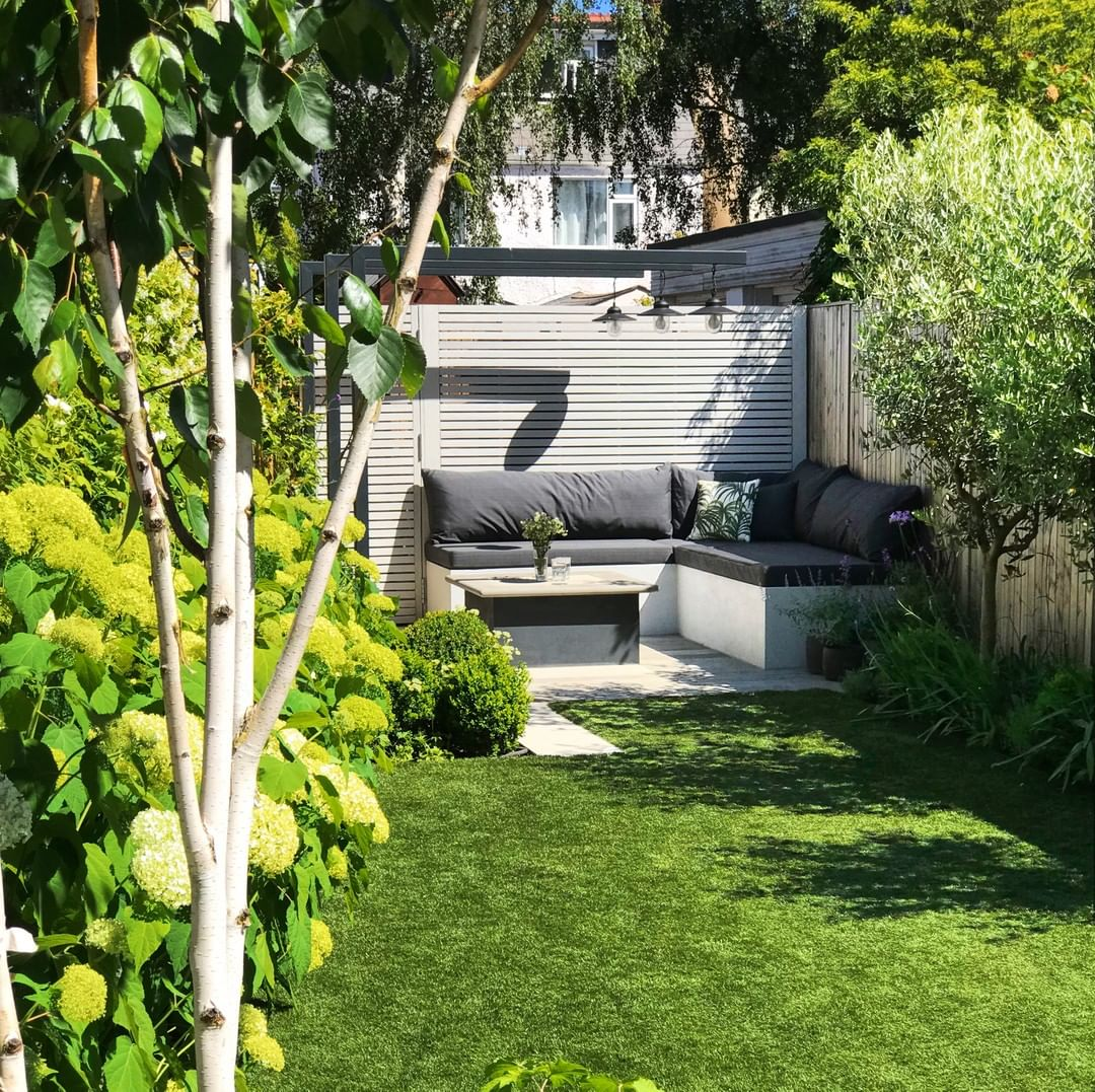 modern patios
