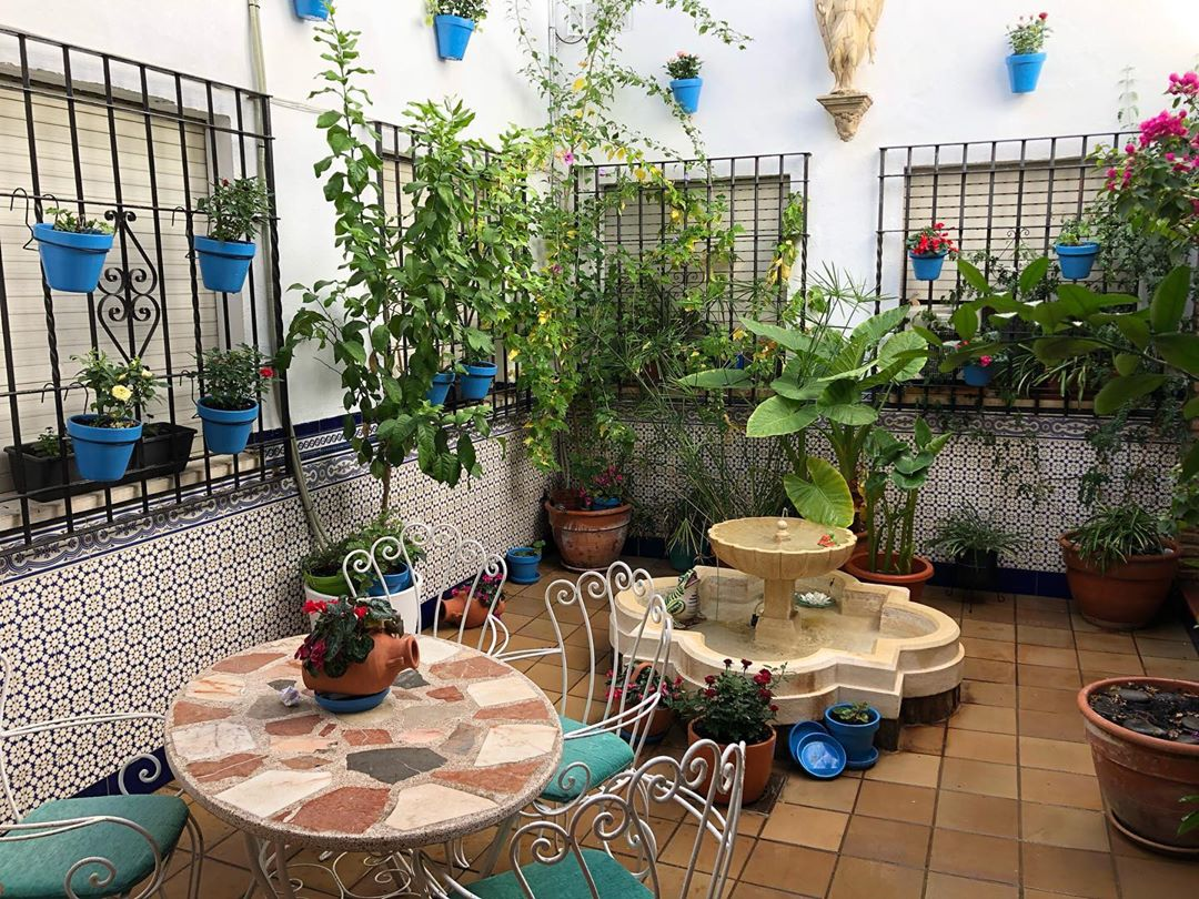 patios with little space