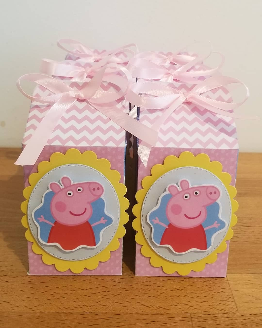 peppa pig candy box