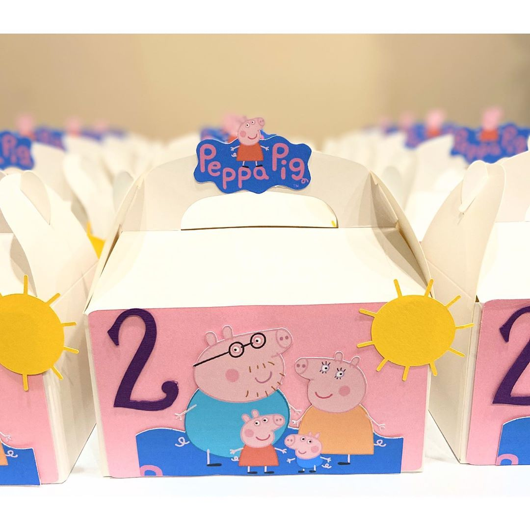 peppa pig candy