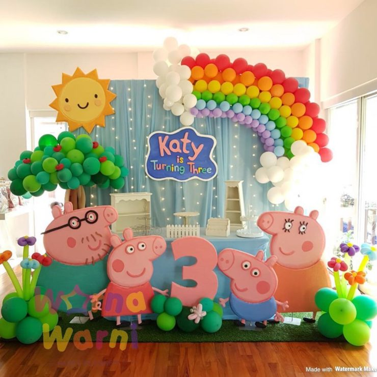 1610716165 Peppa Pig Party Ideas Learn decorations for this theme