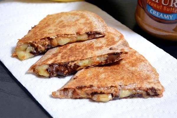 peanut-butter-quesadillas