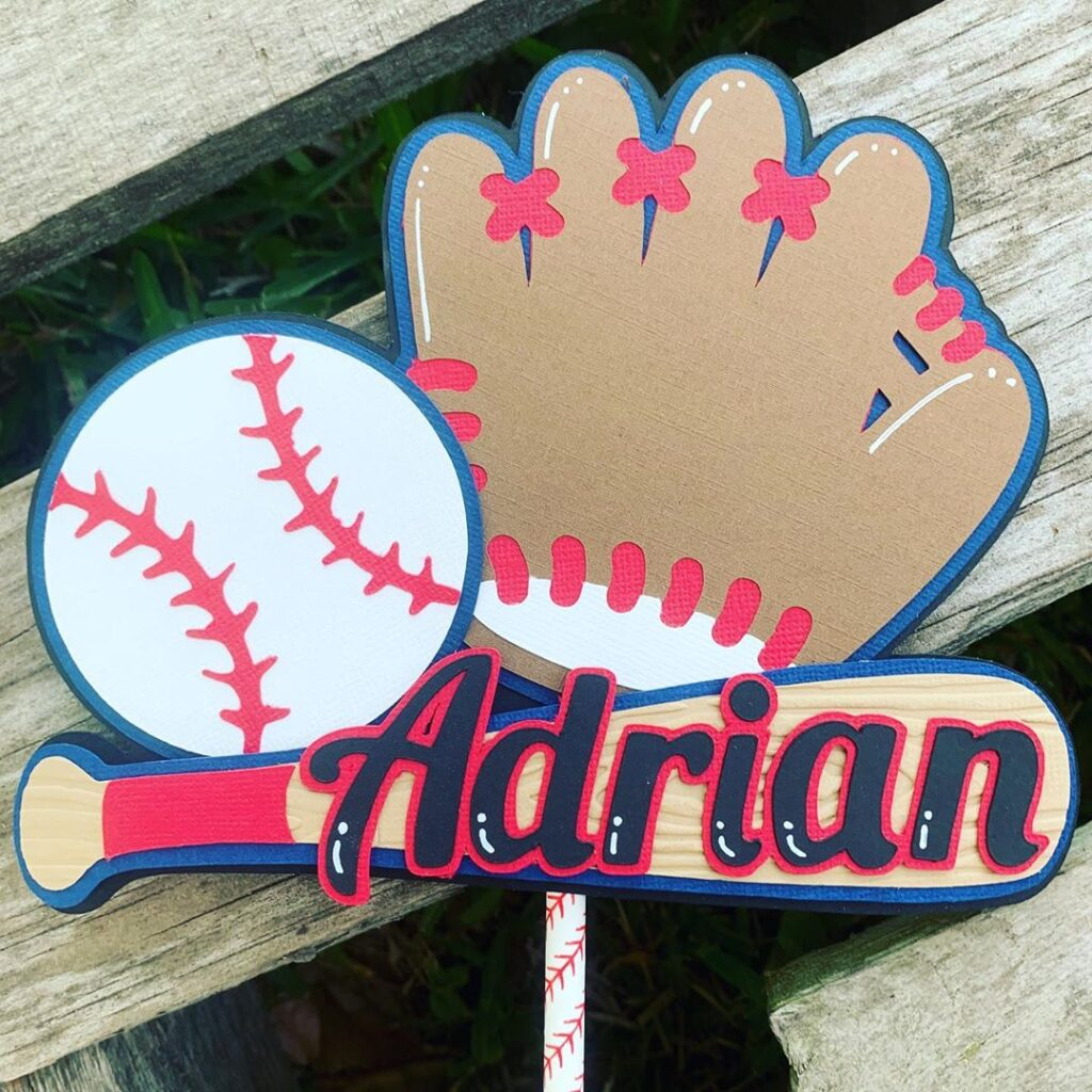 ideas for baseball parties