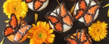 Original ideas to decorate Cupcakes Butterfly Cupcakes