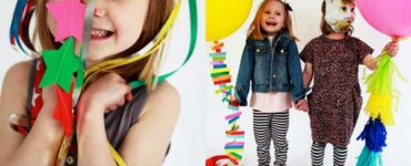 The keys to the success of a childrens party