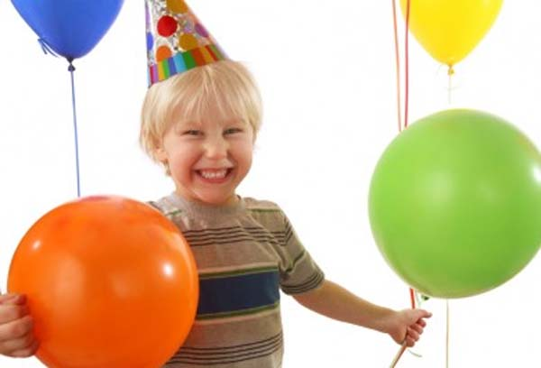 Details that should not be missing at a childrens party
