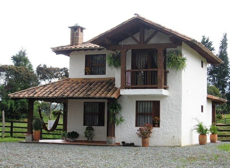 country houses ideas