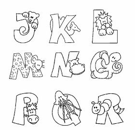 letter designs to paint