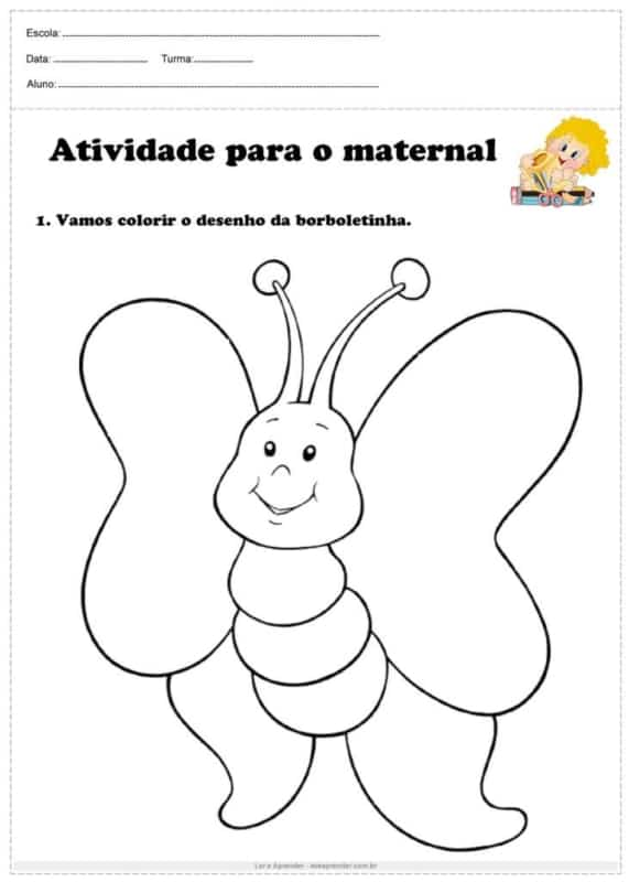 coloring activity for motherly
