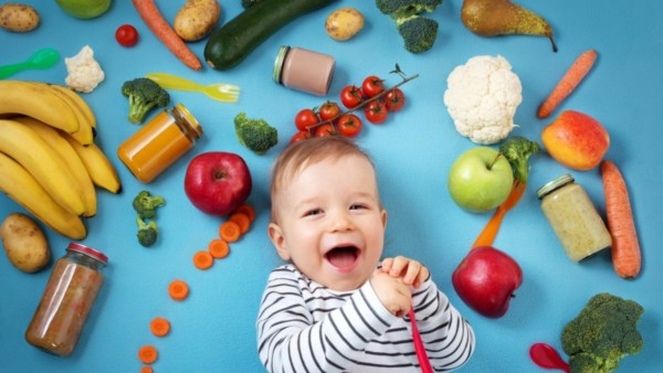 baby's food introduction