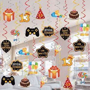 1619320204 13th birthday party decorations Tifeson 13th Birthday Decoration Hanging