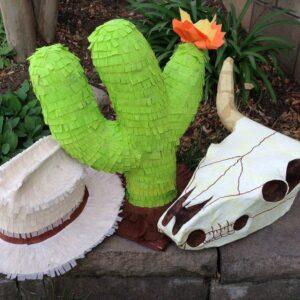 pinata for cowboy party