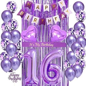 16th birthday party decorations 16th Birthday Decorations for Girls