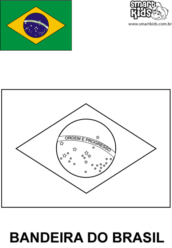 national flag coloring page
