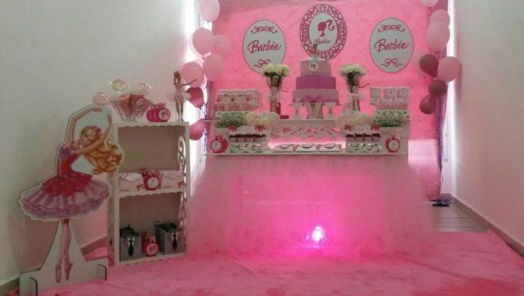 Barbie Party Decoration Ideas
