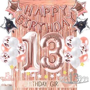 13th birthday party decorations 13th Birthday Decorations Photo Props
