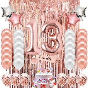 13th birthday party decorations Sweet 13th Birthday Decorations for