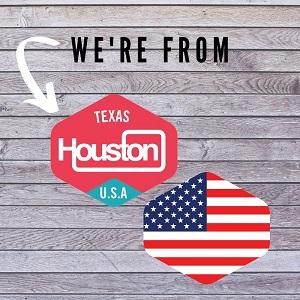 Houston TX Texas USA Support an American Mom Sash Tiara Sexy Black Dress Drink Alcohol Drinking Hot