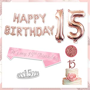 birthday girl balloons balloon birthday large latex balloons happy birthday balloon set