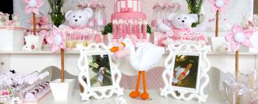 62 Princess Teddy Bear Party Decoration Ideas