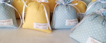 Blue and Yellow Party Favors Ideas