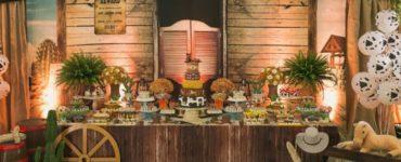 Country Party Decorating Ideas