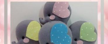 Elephant Party Favors