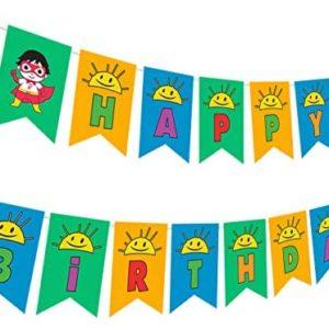 ryans world birthday party decorations Ryans World Birthday Banner