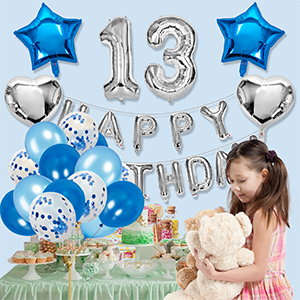 boys 13th birthday party decorations birthday decorations for 13 years birthday party decorations 13