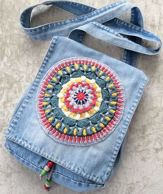 Crafts with Jeans