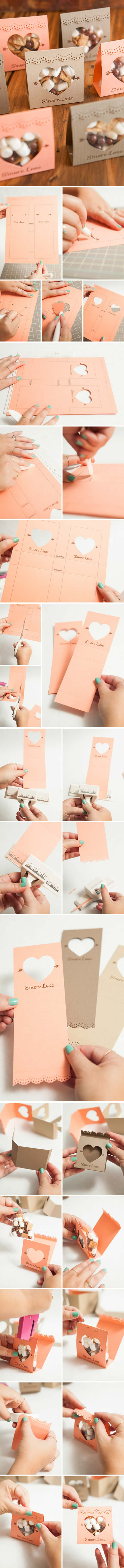 Favor with Simple Paper with Templates