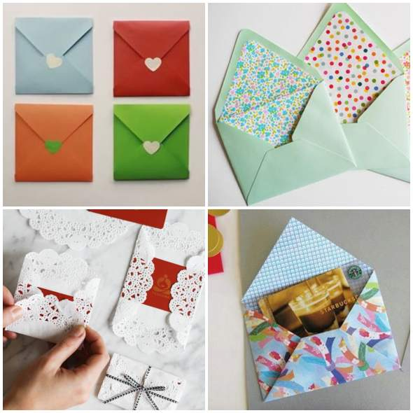 How to Make Different Paper Envelopes