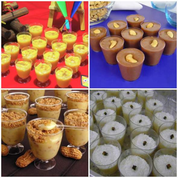 Sweets for June Party