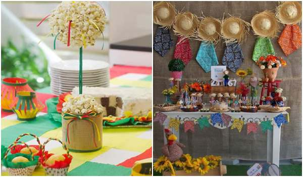 Decoration for June Party