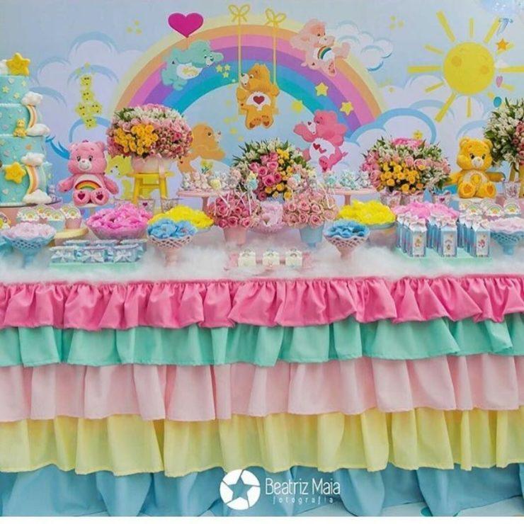 65 Teddy Bear Party Decor Ideas