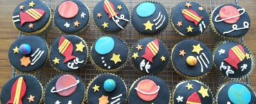 Candy and Snack Ideas for the Astronaut Party
