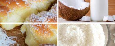 Coconut milk bread vegan