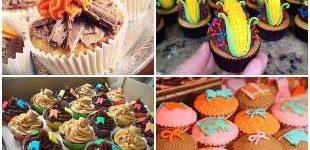 20 Cupcake inspirations for Festa Junina