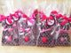 Pink and Black Party Favor Ideas