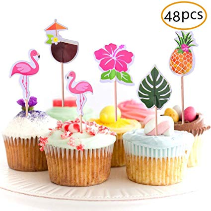 Sweets and Snacks Ideas for Flamingo Party