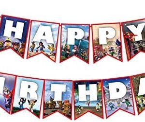 roblox birthday party decorations Childrens Sandbox Game Theme Happy