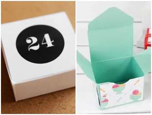 10 Paper Box Templates for Fathers Day