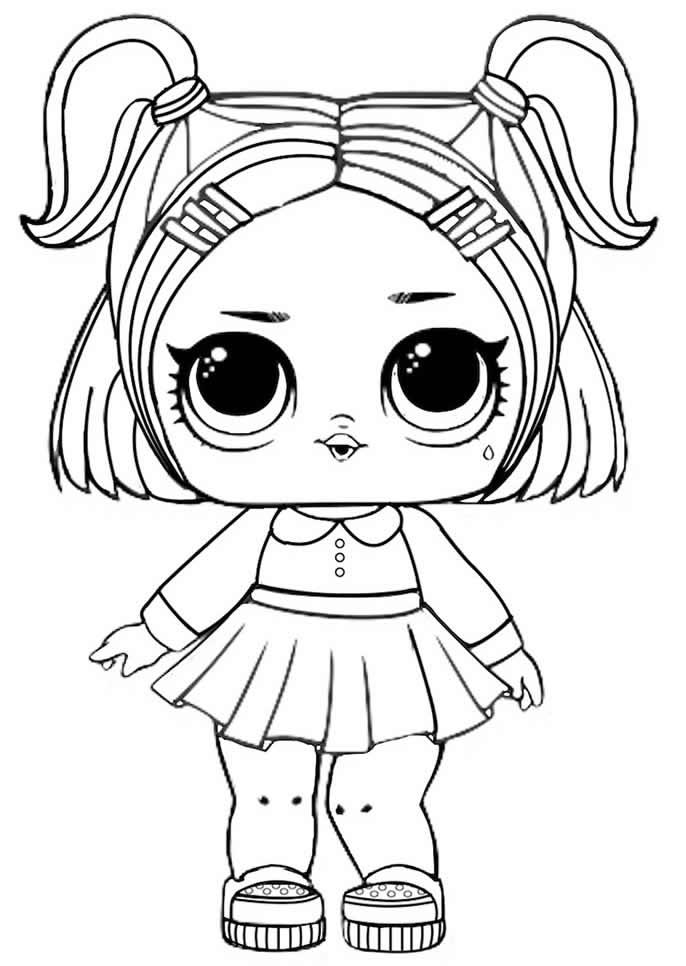 LOL Doll Model